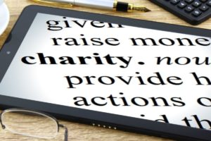 charity and crowdfunding